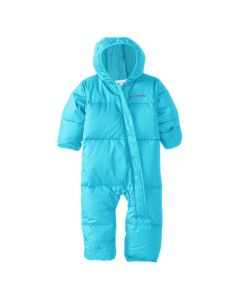 Columbia Snuggly Bunny Bunting - Atoll Blue - save 25%