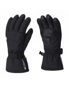 Columbia Whirlibird Ski Gloves Black - save 25%