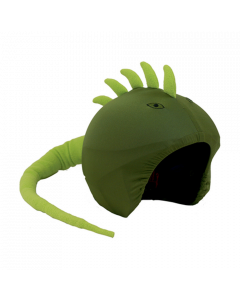 Cool Casc Animals Helmet Cover, Iguana