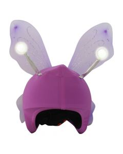 Cool Casc Fairy Helmet Cover with LED lights