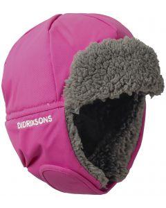 Didriksons Biggles Kids Cap - Plastic Pink