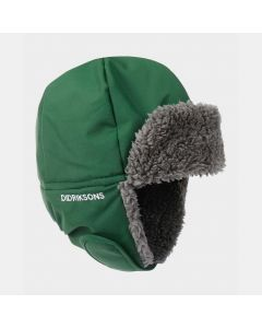 Didriksons Biggles Kids Winter Hat - Leaf Green
