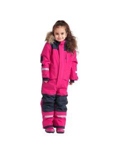 Didriksons Bjornen Kids Snowsuit - Lilac
