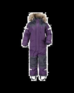 Didriksons Bjornen Snowsuit, Berry Purple - save 40%