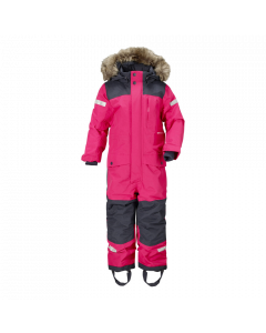 Didriksons Bjornen Snowsuit, Warm Cerise - save 20%