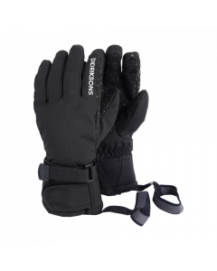 Didriksons Five Youth Gloves, Black