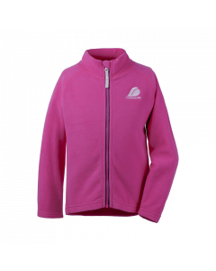 Didriksons Monte Microfleece Jacket, Plastic Pink - Save 40%