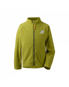 Didriksons Monte Microfleece Jacket, Seagrass Green - save 40%
