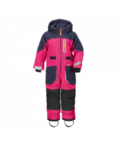 Didriksons Sogne Kids Snowsuit, Warm Cerise - save 50%