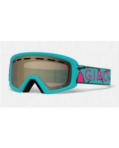 Giro Rev Ski Goggles, Glacier Rock - 8 yrs +