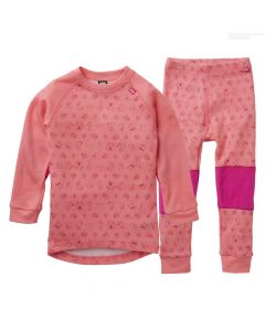 Helly Hansen Kids Lifa Merino Baselayer Set Conch Shell - 3-4 yrs only