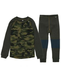 LIFA Merino Boys Baselayer Set