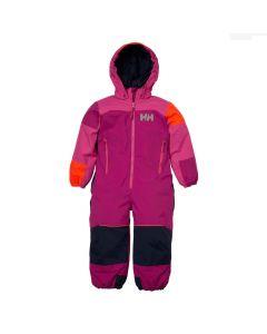 Helly Hansen Kids Rider 2 Insulated Snow Suit Fuschia - save 25%