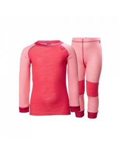 Helly Hansen Lifa Merino Thermals, Pink 0-1 yrs only - save 40%
