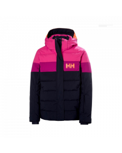 Helly Hansen Youth Diamond Ski Jacket Navy - save 20%
