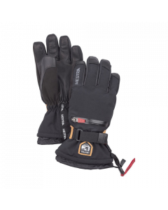 Hestra All Mountain C - Zone Ski Gloves, Black