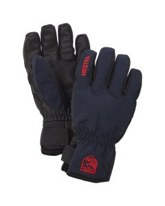 Hestra Ferox Junior Ski Gloves, Navy