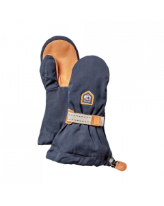 Hestra Helags Junior Ski Mittens, Navy - save 20%