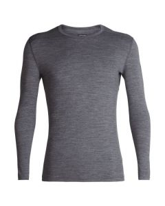 Icebreaker Mens 200 Oasis LS Crewe Merino Base Layer