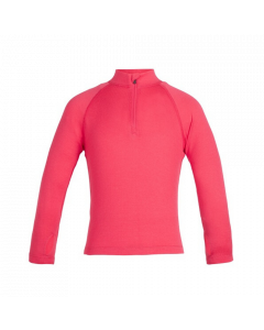 Icebreaker Kids 260 Tech LS Half Zip - Prism save 40%