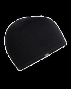 Icebreaker Kids Pocket Hat - Black/Surf