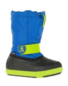 Kamik Jet Kids Snowboot - Blue/Lime