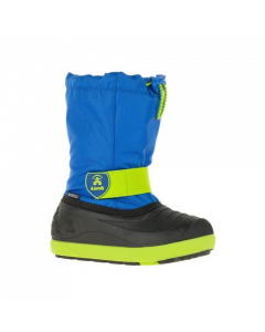 Kamik Jet Kids Snowboot - Blue/Lime