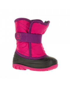 Kamik Snowbug 3 Kids Snow Boots - Bright Rose
