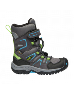Keen Levo Boys Winter Boot - Magnet/Blue - save 25%