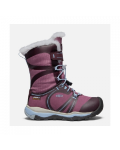 Keen Terradora Girls Winter Boot - Wine/Tulip - save 25%