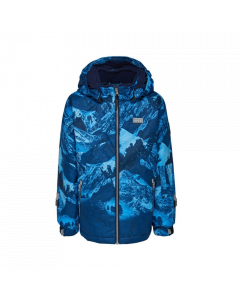 Lego Tec Jakob Boys Ski Jacket - blue Save 40% 3-4 yrs only