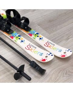 Little Skiers Beginner Toddler Skis and Poles