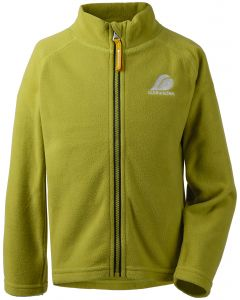 Didriksons Monte Microfleece Jacket, Seagrass Green - save 25%