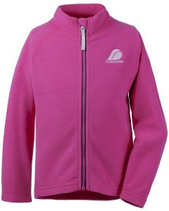 Didriksons Monte Microfleece Jacket, Plastic Pink