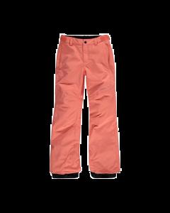 O'Neill Charm Ski Pants, Fusion Coral - save 40%