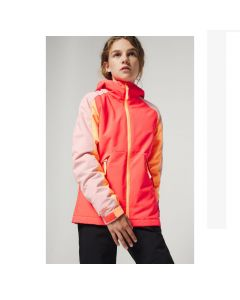 O'Neill Dazzle Jacket Neon Flame