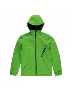 O'Neill Flux Ski Jacket, Fluor Green
