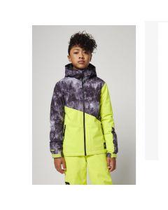 O'Neill Halite Jacket GREEN AOP