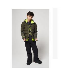 O'Neill Igneous Kids Ski Jacket Forest Night - save 25%