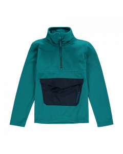 O'Neill Rails Fleece, Bondi Blue - save 40%