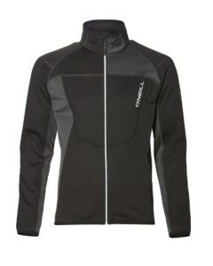 O'Neill Perform Men's FZ Tuned Fleece - Black Out