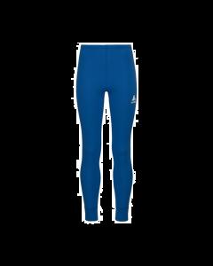 Odlo Active Thermal Pants Kids, Energy Blue - save 40%