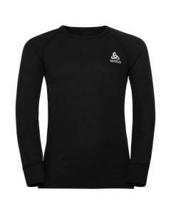 Odlo Active X-Warm Eco Kids Long Sleeve Crew - Black159329-15000