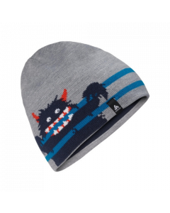 Odlo Hat Kids Mid Gage Reversible Navy - One Size