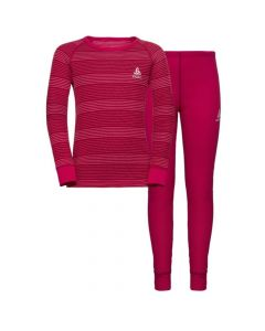 Odlo Kids Thermal Set - Cerise