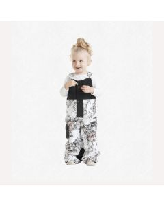 Picture Organic Snowy Ski Pants - Peonies White