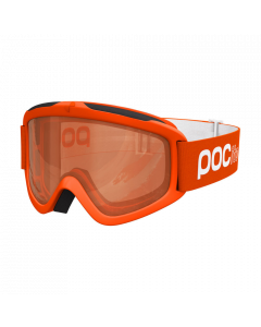 POCito Iris Ski Goggles - Zink Orange - Save 25%
