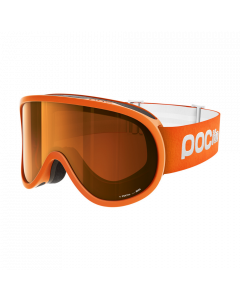POCito Retina Ski Goggles - zinc orange - save 25%