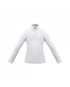 Poivre Blanc Fleece Sweater white Ages 8-16