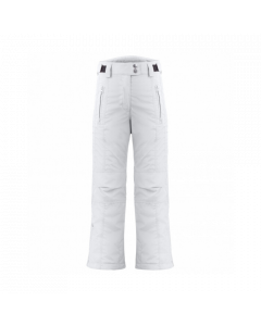 Poivre Blanc Girls Ski Pants White Age 8-16